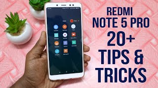 Redmi Note 5 Pro Tips And Tricks | Top 20+ Best Features of Redmi Note 5 Pro in Hindi |