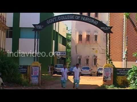 Government Nursing College, Thiruvananthapuram  Kerala