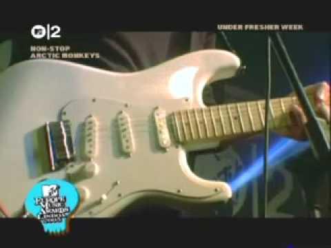 Arctic Monkeys - A Certain Romance 2005
