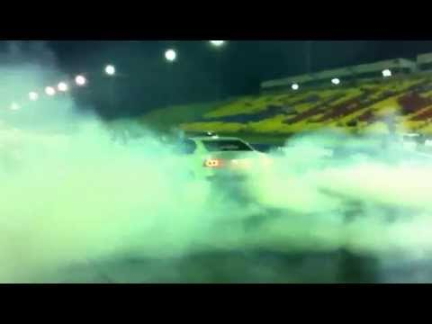 King Kong ve twin turbo quick burnout
