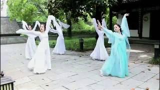 南京浮生倩影 Roky 原创古典舞《凉凉》群舞