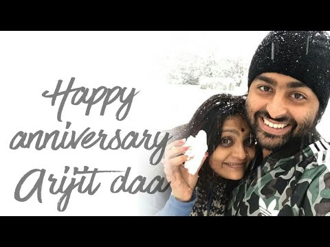 Happy Anniversary Arijit Sir | Unreleased Song Of Arijit Singh | Maine Socha Ki Chura Loon | Phir Se