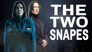 The Crucial Differences Between Snape in the Books and Films