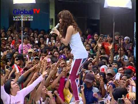 ZASKIA Live At 100% Ampuh (06-01-2013) Courtesy GLOBAL TV