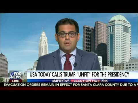 10-01-16 Fox News Discussion on Hillary Clinton
