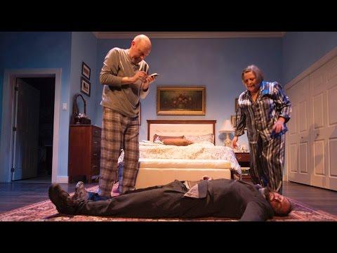 Centaur Theatre's Goodnight Bird, by Colleen Murphy