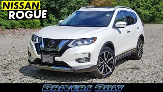 2020 Nissan Rogue - Stronger Than Ever