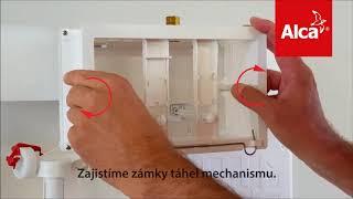 Alca Plast - servis předstěnových instalačních systémů  - (ProCeram a.s. - www.proceram.cz)