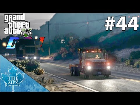 GTA V Department of Justice #42 - Oversized Load - Civilian