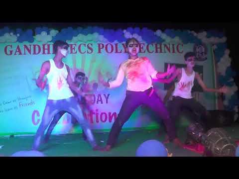 ganga mv  dance