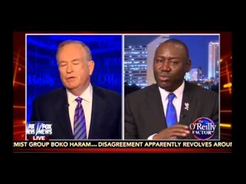 Bill O'Reilly vs Benjamin Crump Brown Family Attorney