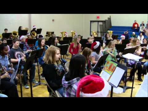 Chandler Intermediate Band - Ding Dong Merrily on High