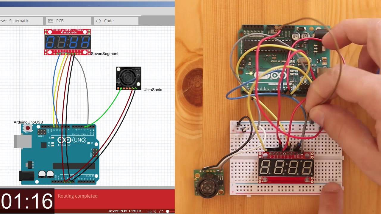 Circuito Io : Make an arduino project in minutes with circuito youtube