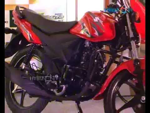 Suzuki Launches 112 cc Hayate Motor Cycle, Suzuki Motorcycle India