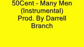 50 Cent - Many Men ( Official Instrumental )