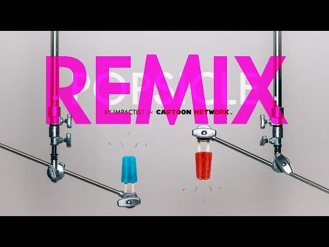 Impactist - Popsicle REMIX (Cartoon Network Music - New Thursdays)