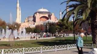 Sultanahmet meydanından karşılıklı Öğlen Ezanı düeti