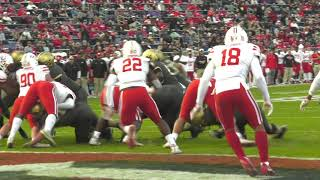 Army Football  Kelvin Hopkins Fourth Touchdown Run vs. Houston 12-22-18 ca27172c0