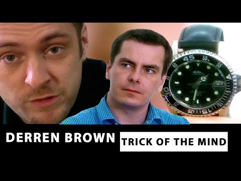 Guessing the Time - Trick of the Mind