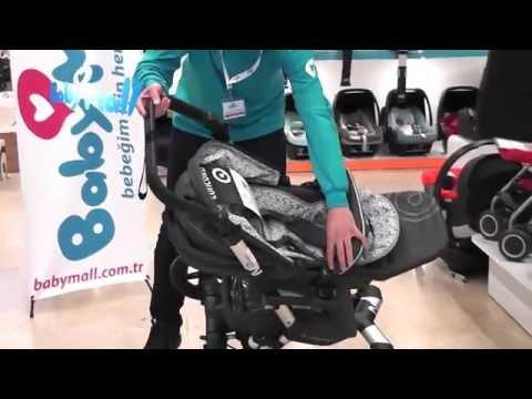 Concord Neo 2016 Bebek Arabası Ürün Tanıtımı   BabyMall