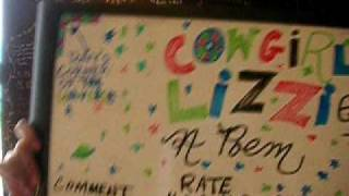 The Cowgirl Lizzie Poem