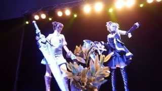Download Cosplay Tera Online by Electric Rainbow on Japanicon 2015 MP3 song and Music Video