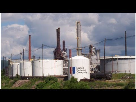 Fire breaks out in Pennsylvania oil refinery - National