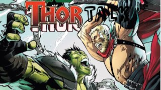 Hulk #712: Totally Awesome Hulk vs Thor Odinson