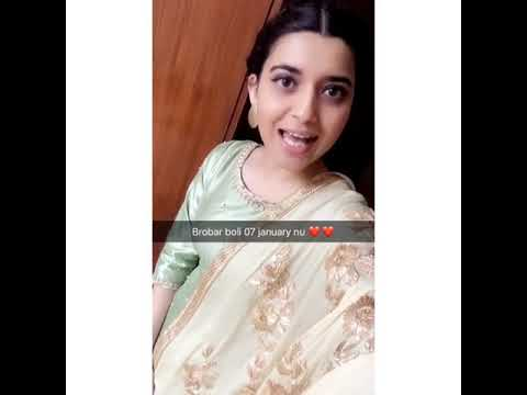 Nimrat Khaira New song (Brobar Boli) Talking about