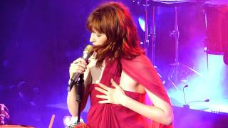 Обложка Live Florence The Machine Bedroom Hymns LIVE