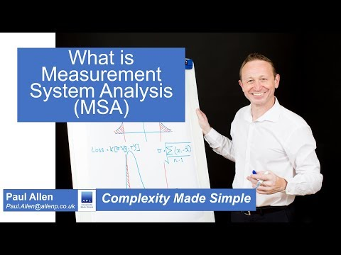 Complexity Made Simple  - Measurement System Analysis (SPC)