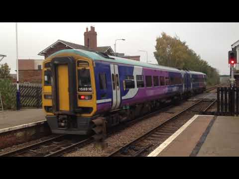 Northern Trains 19/10/17
