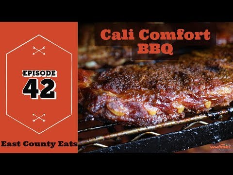 East County Eats Episode 42 - Cali Comfort BBQ in Spring Valley