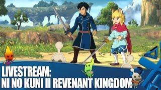 Ni no Kuni II: Revenant Kingdom - World map, Higgledies and more!