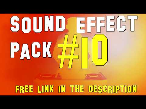 Well Sound Effects Pack # 10 - 2018 Sfx Reggae Dancehall Radio - SFX, Vocals, Best of