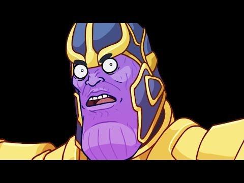 QUICK MEME - Thanos' Despacito