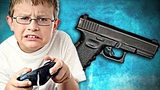 NRA Releases Gun App After Slamming Video Games
