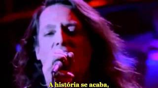 Savatage -  When The Crowds Are Gone (legendado - PT) [Official Video]