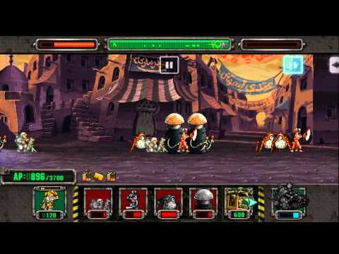 Metal slug defense. WIFI!  EVENT MAP!!! (1.29.0 ver)