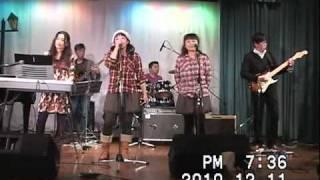 えまのん(6th) 2010年12月11日、岡山市北区吉備津ライヴワン「セピア」...