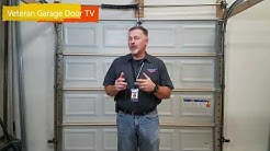 How To Weigh a Garage Door @ Veteran Garage Door
