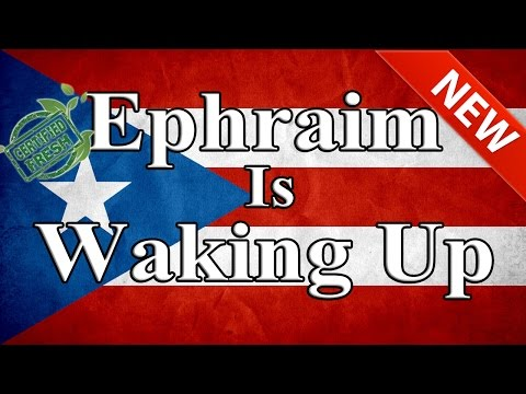Tribe of Ephraim (So-Called Puerto Ricans) Is waking up to the Truth.