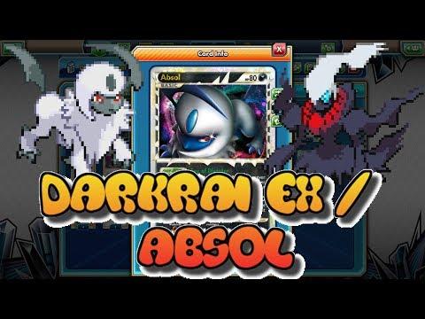 LEGACY Darkrai EX / Absol Prime / Absol Deck: Pokemon TCGO (PTCGO)