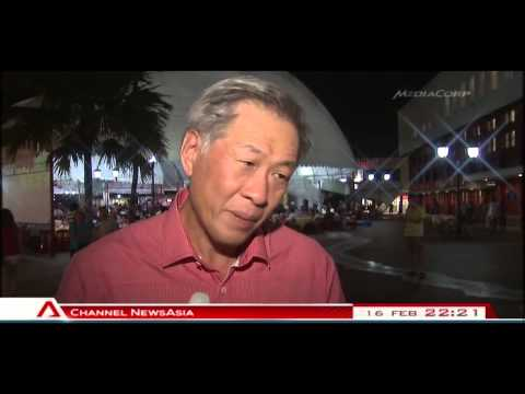 """Ng Eng Hen: """"We need to work with S'poreans, serve them, improve quality of life"""" - 16Feb2013"""