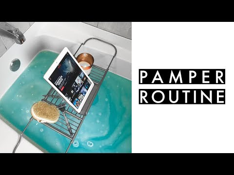 Rainy Day Pamper Routine ft. Harry's Alicia Fuller