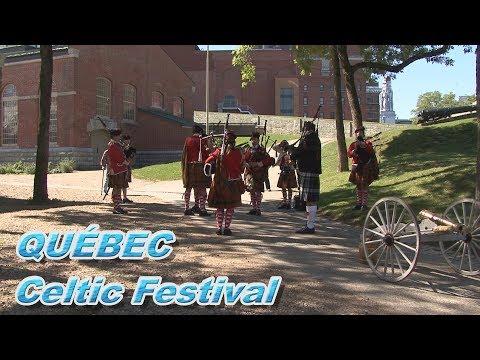 Celtic Festival Quebec City Canada