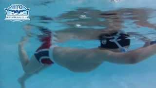 Индивидуальное обучение детей плаванию h2o.