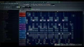 Saad Lamjarred - LM3ALLEM Instrumental By Samy Zenati - Fl Studio 11