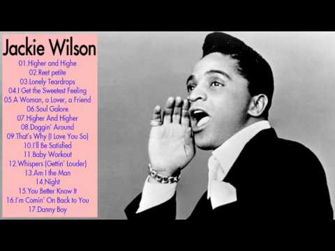 Jackie Wilson Greatest Hits Collection || The Very Best of Jackie Wilson