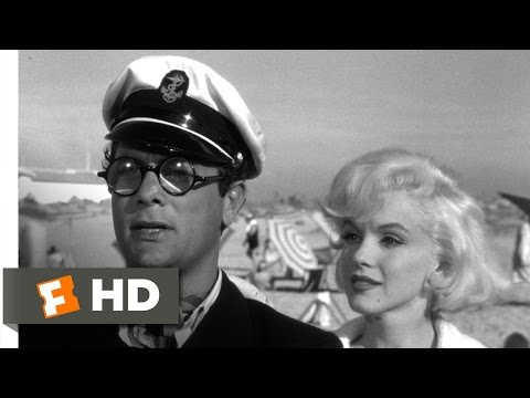 Some Like It Hot (8/11) Movie CLIP - Just Call Me Junior (1959) HD